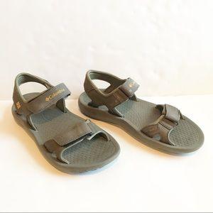 Columbia Gray Hiking Sandals